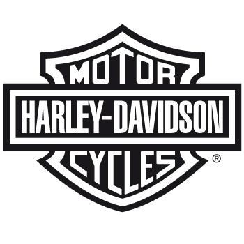 Harley davidson sticker